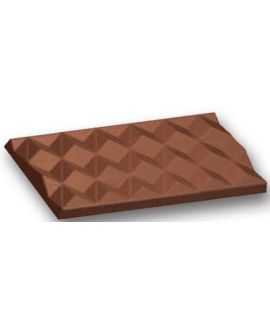 MOLDE TABLETA CHOCOLATE 150x66 H=10mm - 3und. - 81gr