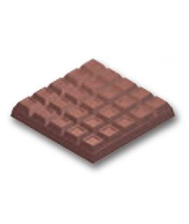 MOLDE TABLETA CHOCOLATE 270x270 H=39mm. 2,5kg.