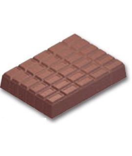 MOLDE TABLETA CHOCOLATE 347x247 H=60mm. 5kg.