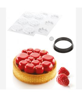 KIT TARTE RING PARADIS Ø80mm