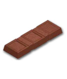MOLDE TABLETA CHOCOLATE 99x33 H=10mm.6x1und.30gr