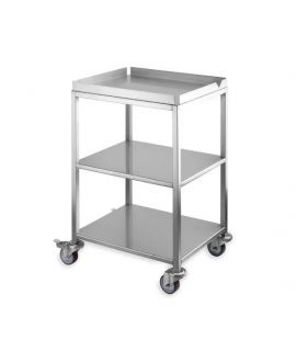 CARRO INOXISABLE COOKMATIC 55x46 H=84cm