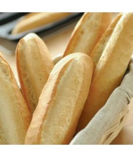 MOLDE 'FLEXIPAN AIR' MINI-BAGUETTES 259x34x30mm 8und.