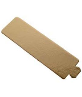 CARTON RECTANGULAR PARA PAVOFLEX 140x40mm (PACK 200und.)ORO