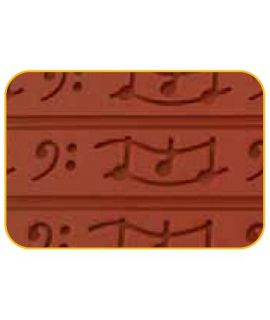 TAPETE RELIEVE (RELIEF 6) MODELO MUSICA