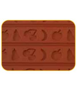 TAPETE RELIEVE (RELIEF 8) MODELO FRUTAS