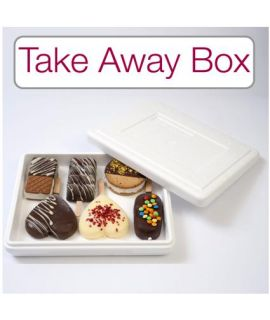 CAJA TRANSPORTE 'TAKE AWAY BOX' 278x228 H 56 mm