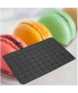 TAPETE RELIEVE MACARONS 60x40cm D=4cm