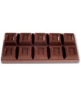 MOLDE TABLETA CHOCOLATE 246x202 H=42mm. 2Kg.