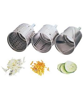 SET 3 TAMBORES DIFERENTES PARA KITCHEN