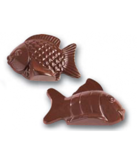 MOLDE PESCADO TROPICAL 275x175mm.