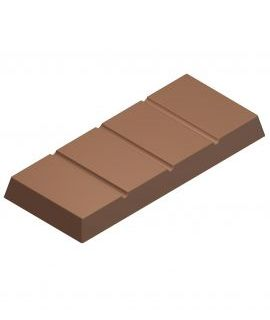 MOLDE TABLETA CHOCOLATE 130x56 - 100gr