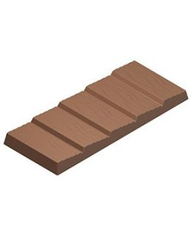 MOLDE TABLETA CHOCOLATE 140x58 H=10mm (4x1und)