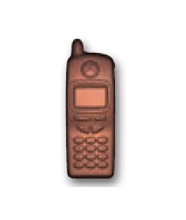 MOLDE TELEFONO MOVIL 125x44 H=14mm.(2x2 und.)